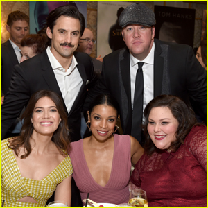 Milo Ventimiglia & 'This Is Us' Cast Get Honored at AFI Awards Luncheon