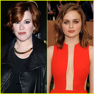 Molly Ringwald & Joey King Will Co-Star in 'The Kissing Booth'