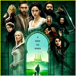 NBC's 'Emerald City' Cast List - Meet Dorothy & More!