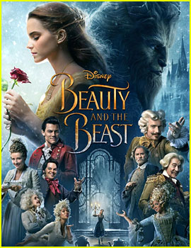 New 'Beauty & The Beast' Poster Features Full Main Cast