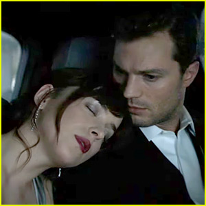New 'Fifty Shades Darker' TV Spot Debuts on New Year's Eve!