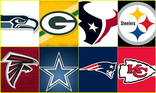 NFL Playoffs Schedule 2017 Week 2: When & Where to Watch Divisonal Round