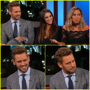 VIDEO: Nick Viall Sits Down for Awkward Interview with Exes Andi Dorfman & Kaitlyn Bristowe