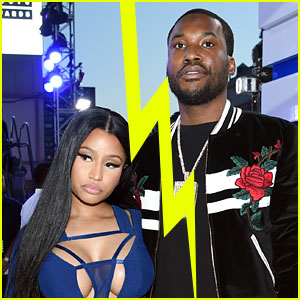 Nicki Minaj & Meek Mill Split, She Confirms on Twitter