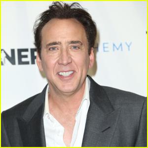 Nicolas Cage Surprised Fans at a Nicolas Cage Film Festival!