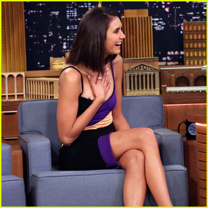 Nina Dobrev Plays Coy About Her Return to 'Vampire Diaries'