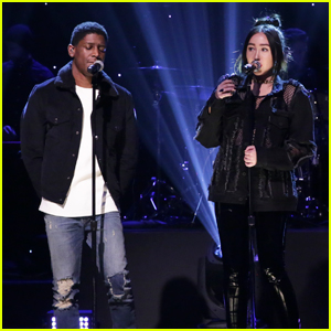 Noah Cyrus Performs 'Make Me (Cry)' During Television Debut - Watch Now!