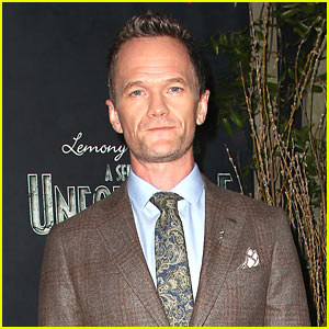 Neil Patrick Harris Premieres 'Series of Unfortunate Events' in NYC!