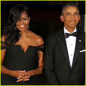 Obamas Host Star-Studded Final Party at White House
