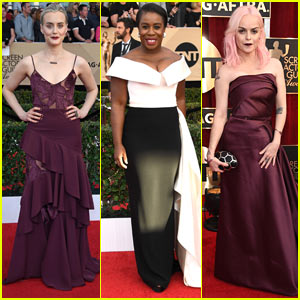 'OITNB' Wins Outstanding Performance by a Comedy Ensemble at SAG Awards 2017!