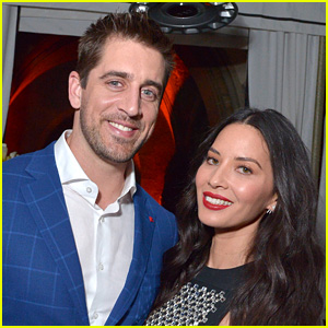 Olivia Munn Thanks Packers Fans After NFC Championship Loss