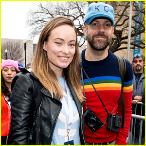 Olivia Wilde Was 'Blown Away' By Women's March Crowd in DC