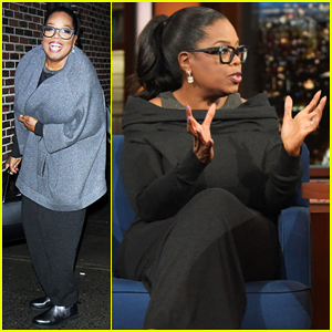 VIDEO: Oprah Winfrey Proves She Can Make Anything Sound Exciting!