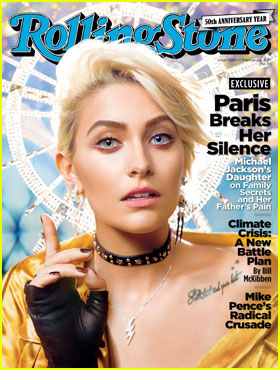 Paris Jackson Reveals Multiple Suicide Attempts in 'Rolling Stone' Cover Story