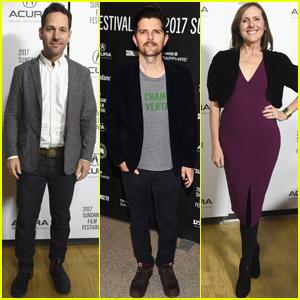 Paul Rudd & Molly Shannon Premiere 'Fun Mom Dinner' at Sundance 2017