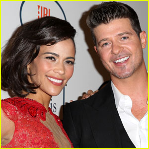 Paula Patton & Robin Thicke Attend Therapy with Their Son Amid Custody Battle (Report)