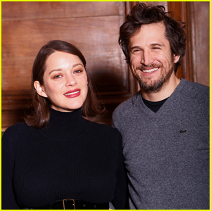 Pregnant Marion Cotillard & Partner Guillaume Canet Team Up In New Film 'Rock'N Roll' - Watch Trailer!
