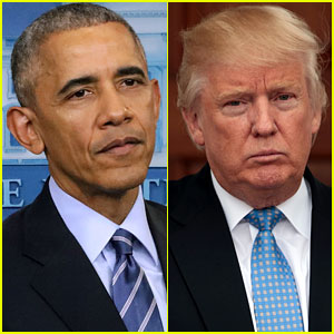 VIDEO: President Obama Reacts to Donald Trump Russia Story