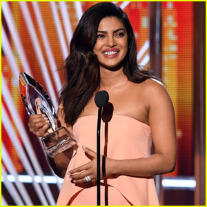 Priyanka Chopra Accepts Favorite Dramatic TV Actress After 'Quantico' On-Set Accident