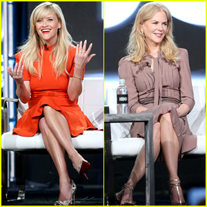 Reese Witherspoon Explains Why Female Stories Are Important to Tell on Screen