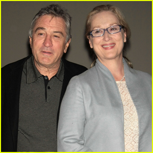 Robert De Niro Defends Meryl Streep After Golden Globes Speech