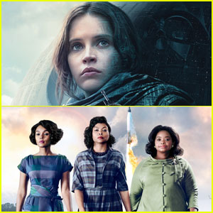 'Rogue One' & 'Hidden Figures' Tie For No. 1 At Box Office