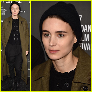 Rooney Mara Wears Her Beanie at Second Sundance Premiere