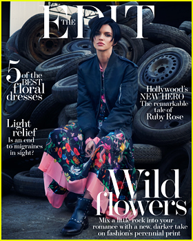 Ruby Rose Tells 'Edit' She's 'Glad' She Didn't Have Gender Reassignment Surgery