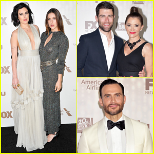 Rumer & Scout Willis Sister Up For Golden Globes 2017 After Parties!