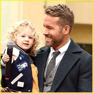 Ryan Reynolds Plays Cruel Joke on His Daughter in New Tweet