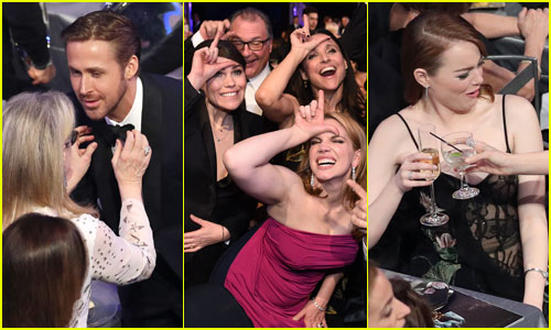 SAG Awards 2017: 8 Show Moments You Didn't See on TV