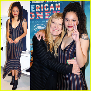 Sasha Lane Dropped Out Of College To Shoot 'American Honey'!