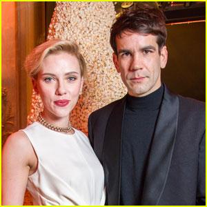 Scarlett Johansson Reportedly Initiated Romain Dauriac Split
