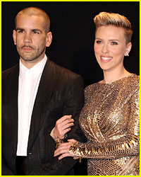 Scarlett Johansson & Romain Dauriac Attend Event Together After Split News