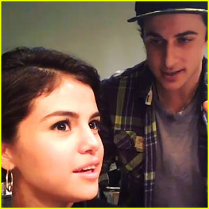 VIDEO: Selena Gomez & David Henrie Reunite, Imagine Where 'Wizards' Characters Are Today!