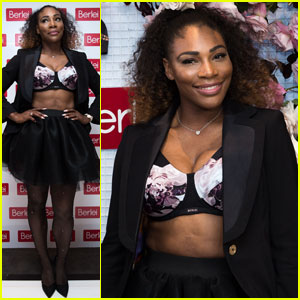 VIDEO: Serena Williams Dances Around in Her Sports Bra