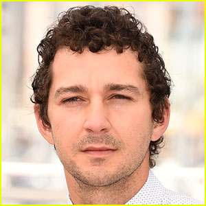 Shia LaBeouf Returns to 'He Will Not Divide Us' Site After Arrest, Gets Huge Greeting