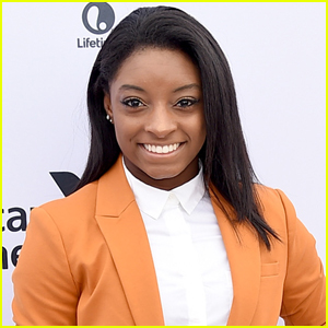 Simone Biles Teams Up With Charity to Help Foster Kids