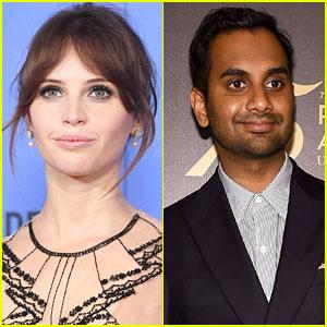 Aziz Ansari to Host 'Saturday Night Live' After Felicity Jones!