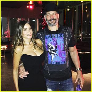 Sofia Vergara Celebrates Joe Manganiello's 40th Birthday with a 'Joe-Chella' Party!