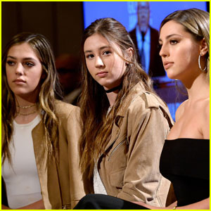 Miss Golden Globe 2017: Sophia, Sistine, & Scarlet Stallone Reveal What They're Wearing Tonight!
