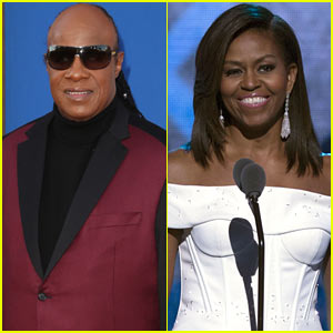 VIDEO: Stevie Wonder Pays Tribute to Michelle Obama on Her Final Days as First Lady