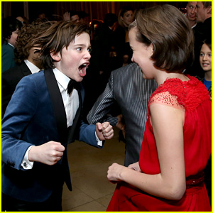 The 'Stranger Things' Kids Danced the Night Away After SAG Awards Win! (Photos)
