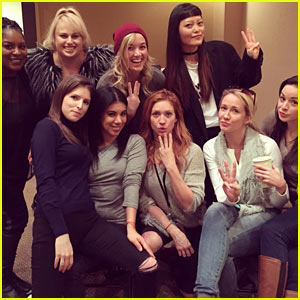 The Cast of 'Pitch Perfect 3' Has Officially Started Filming!