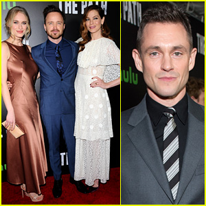 The Cast of 'The Path' Premieres Season 2 in Los Angeles!