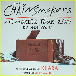 The Chainsmokers Announce Debut Album & Spring Arena Tour - See All The Dates!