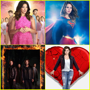 The CW Renews 'Jane The Virgin,' 'Supergirl,' 'Supernatural' & Four More Series!