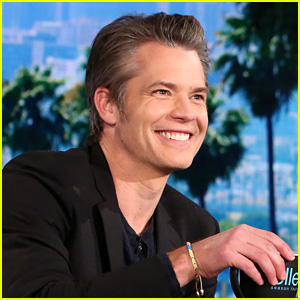 Timothy Olyphant Was the Victim of Secret Locker Room Photos, But He Seems Okay With It!