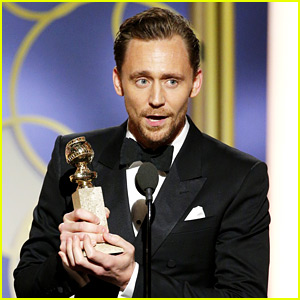 Tom Hiddleston Apologizes for Golden Globes Speech, Says It Was 'Inelegantly Expressed'