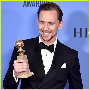 Tom Hiddleston Responds to Criticism of Golden Globes Speech